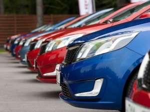 Автомобили, которые чаще всего покупают в Украине